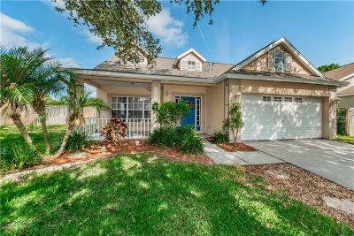 Tarpon Springs Single Family Home For Sale: 1642 Meadow Oak Lane