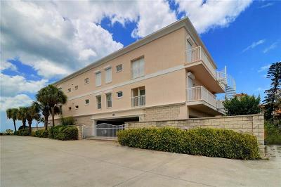 Clearwater Beach, Indian Rocks Beach, Indian Shores, Redington Beach, Redington Shores, Madeira Beach, Treasure Island, Tierra Verde, Belleair Beach, St. Pete Beach, Treasure Island  Condo For Sale: 1900 Beach Trail #4