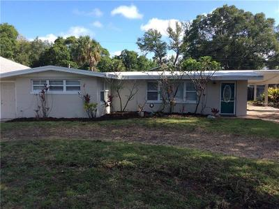 Pinellas Park Single Family Home For Sale: 6127 82nd Terrace N