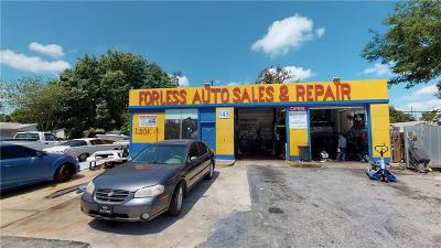Pinellas County Commercial For Sale: 143 49th Street S