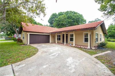 Clearwater Single Family Home For Sale: 3151 Tern Way