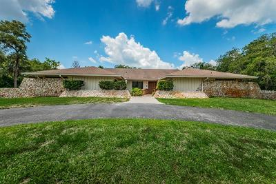 Palm Harbor Single Family Home For Sale: 12 Birdie Lane