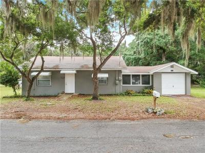 New Port Richey Single Family Home For Sale: 6210 Lincoln Street