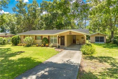 Brooksville Single Family Home For Sale: 1510 Sabra Drive