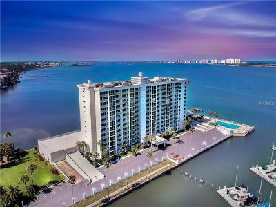 Clearwater Condo For Sale: 100 Pierce Street #610