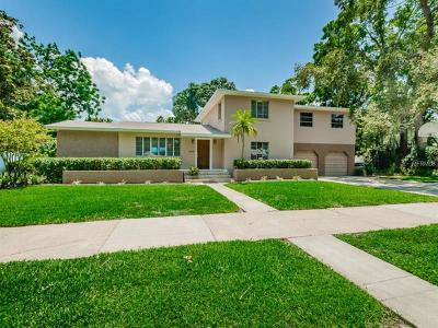St Pete Beach, St Petersburg, St Petersburg Beach Single Family Home For Sale: 240 57th Avenue S