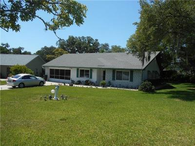 Palm Harbor Single Family Home For Sale: 3372 Brodie Way