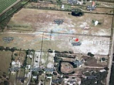 Riverview Residential Lots & Land For Sale: 14609 Balm Boyette Road