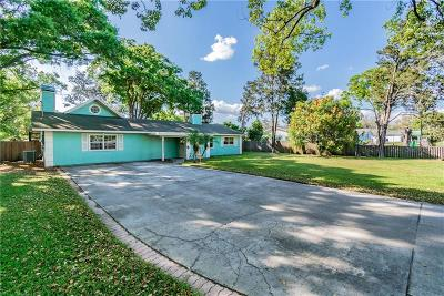Tampa Single Family Home For Sale: 8200 N Saint Peter Avenue