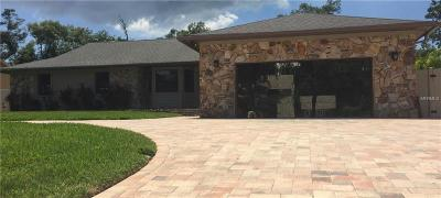 Clearwater Single Family Home For Sale: 1880 Castle Woods Drive