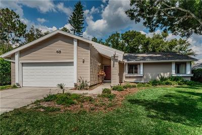 Palm Harbor Single Family Home For Sale: 20 Kindall Circle
