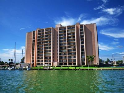 Clearwater, Clearwater Beach Condo For Sale: 51 Island Way #909
