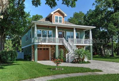 Oldsmar Single Family Home For Sale: 208 Fairfield Street
