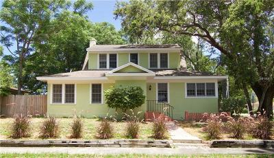 Dunedin Single Family Home For Sale: 758 Wood Street