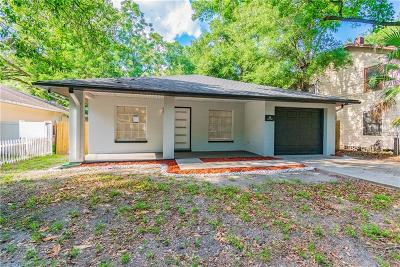 Tampa Single Family Home For Sale: 310 E Clinton Street