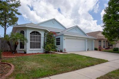 Tarpon Springs Single Family Home For Sale: 394 Wood Chuck Ave