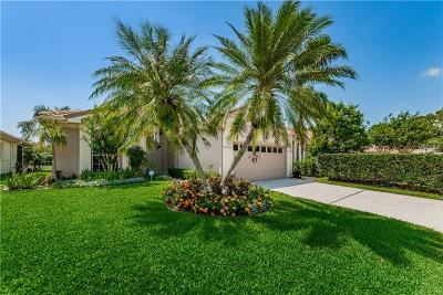 Tampa, Odessa, Lutz, Tarpon Springs, Oldsmar, New Port Richey, Palm Harbor, Brooksville Single Family Home For Sale: 4008 Silk Oak Lane