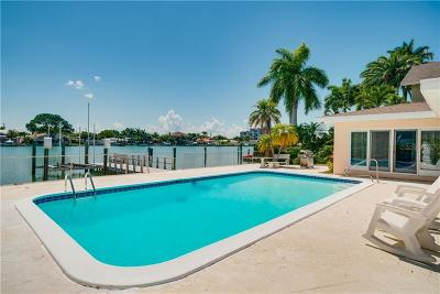 Treasure Island, St Pete Beach Single Family Home For Sale: 10111 Tarpon Drive