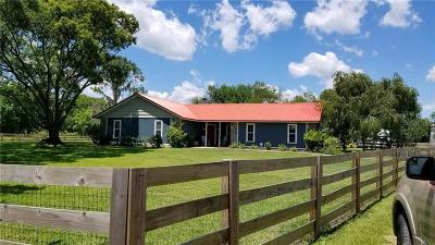 Plant City Single Family Home For Sale: 3629 Smith Ryals Road
