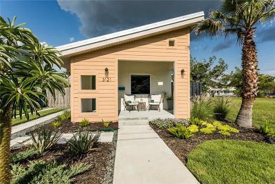 St Pete Beach, St Petersburg, St Petersburg Beach Single Family Home For Sale: 3121 Prescott Street N