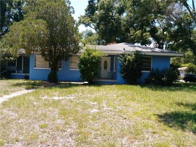 St Petersburg Single Family Home For Sale: 4124 17th Street N
