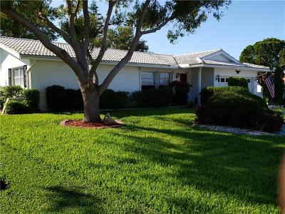 Saint Petersburg, Saint Pete Beach, Tierra Verde, Treasure Island, Madeira Beach, Largo Single Family Home For Sale: 11341 144th Street