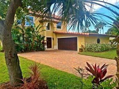 Treasure Island, St Pete Beach Single Family Home For Sale: 182 Mar Street