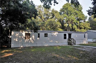 Winter Haven Mobile/Manufactured For Sale: 216 Grove Ridge Drive