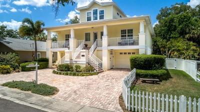Crystal Beach Single Family Home For Sale: 536 Ontario Avenue