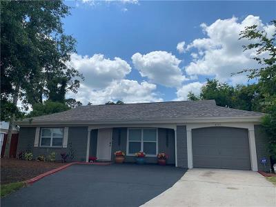 New Port Richey Single Family Home For Sale: 4101 Litchfield Drive