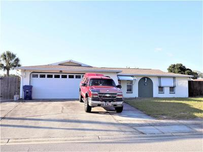 New Port Richey Single Family Home For Sale: 6325 Kentfield Avenue