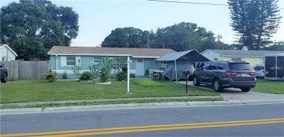 Pinellas Park Single Family Home For Sale: 6844 82nd Avenue N