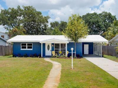 Tampa, St Petersburg Single Family Home For Sale: 157 43rd Avenue NE