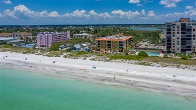 Indian Rocks Beach Condo For Sale: 940 Gulf Boulevard #204