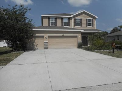 Spring Hill Single Family Home For Sale: 13137 Weatherstone Drive