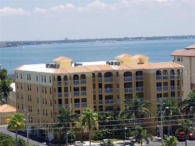 St Pete Beach Condo For Sale: 5353 Gulf Boulevard #A202