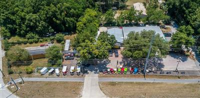 Pasco County Commercial For Sale: 37746 Eiland Boulevard