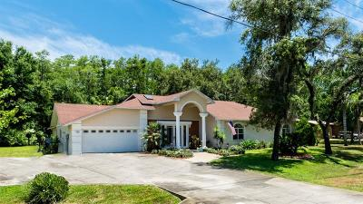 New Port Richey Single Family Home For Sale: 6330 Ridge Top Drive