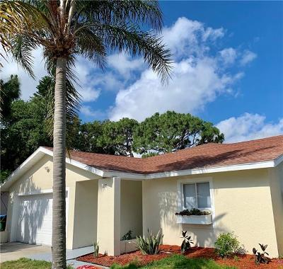 Clearwater FL Single Family Home For Sale: $343,900