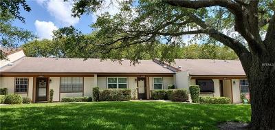 Port Richey Villa For Sale: 11230 Dollar Lake Drive