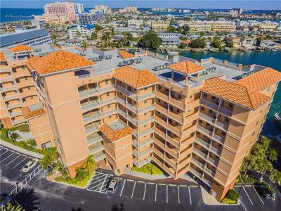 Clearwater Condo For Sale: 530 S Gulfview Boulevard #607