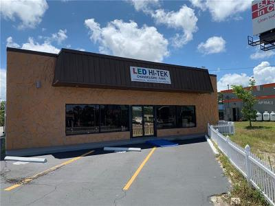 Pinellas County Commercial For Sale: 29857 Us Highway 19 N