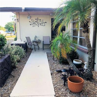 New Port Richey Single Family Home For Sale: 4225 Hillsdale Drive