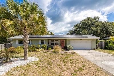 Belleair Bluffs FL Single Family Home For Sale: $299,000
