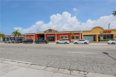 Pinellas County Commercial For Sale: 1214 - 1238 Cleveland Street