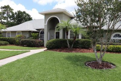 Winter Springs Single Family Home For Sale: 857 Bentley Green Circle