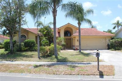 Palm Harbor Single Family Home For Sale: 2622 Jarvis Circle