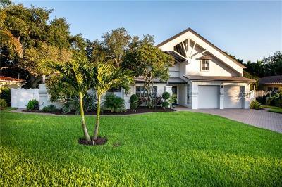 St Petersburg Single Family Home For Sale: 141 Giralda Boulevard NE