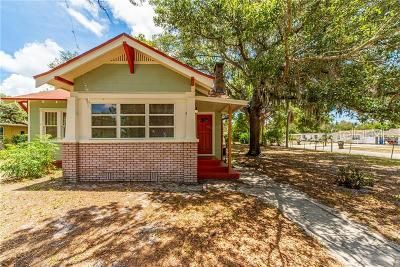 St Petersburg Single Family Home For Sale: 560 54th Street S