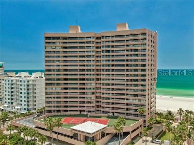 Crescent Beach Club, Crescent Beach Club Condo, Crescent Beach Club One Condo, Crescent Beach Club Two Condo Condo For Sale: 1310 Gulf Boulevard #7E